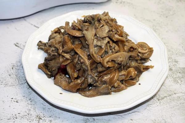 孜然蘑菇-格瑞美厨GOURMETmaxx的做法