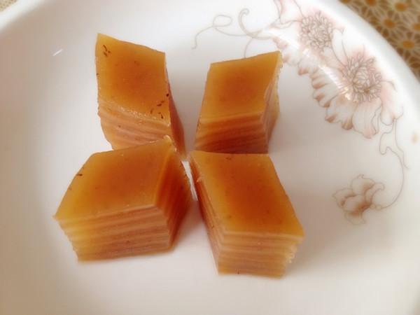 香滑弹牙红枣牛奶千层马蹄糕的做法