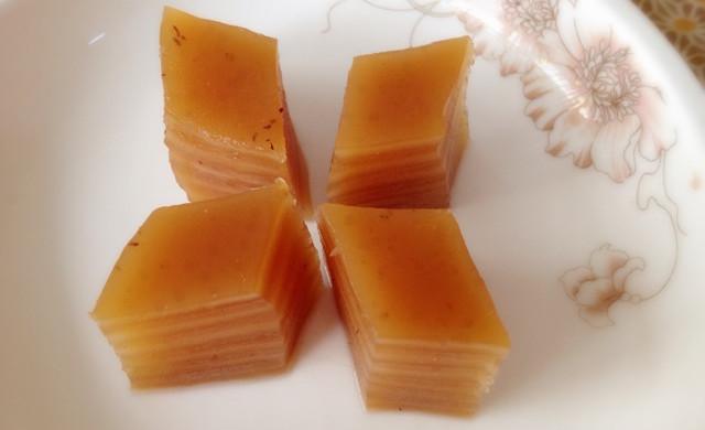 香滑弹牙红枣牛奶千层马蹄糕