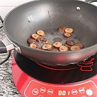 每天必吃-香菇青菜的做法图解5
