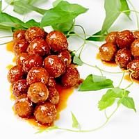 """茄汁紫薯球#""""宴""""遇灵山,拈花品素#的做法图解17"""