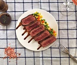 #精品菜谱挑战赛#香煎牛肉的做法