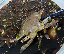 韩式酱蟹VS酱虾的做法