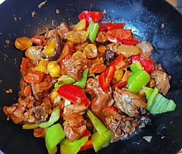 #今天吃什么#板栗烧鸡的做法