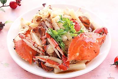 深秋的海鲜盛宴