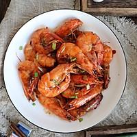 超美味的油焖大虾的做法图解11