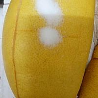神奇的柚皮糖   止咳神器还是小零食的做法图解1