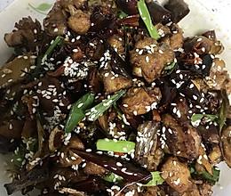 干辣椒爆兔肉的做法