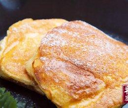 小羽私厨之舒芙蕾厚松饼的做法