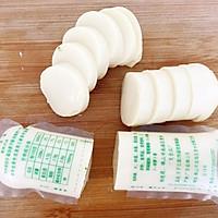 日本豆腐胡萝卜焖鸡胸肉的做法图解3