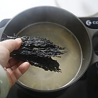 【紫菜虾皮汤】如何让紫菜汤更鲜美?更有营养!!的做法图解7
