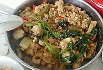 鱼泡鱼子干锅的做法