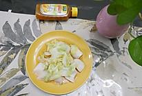 #太太乐鲜鸡汁玩转健康快手菜#清炒娃娃菜也可以这么好吃的做法