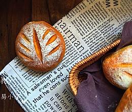 南瓜软面包的做法