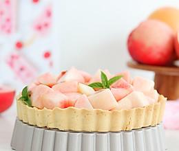 #秋天怎么吃# 蜜桃奶酪挞的做法