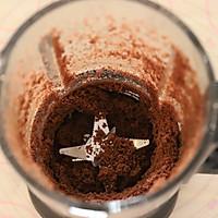 吃一口就爱上的爆浆奶盖可可蛋糕的做法图解13