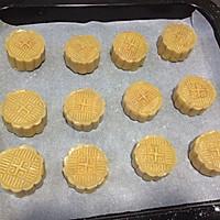 蛋黄莲蓉月饼的做法图解9
