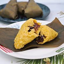#甜粽VS咸粽,你是哪一党?#大黄米粽-最爱的甜粽