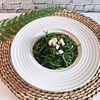 猪油炒苋菜(快手菜)的做法图解7
