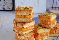 巨好吃❗️蒜香芝士面包虾❗️韩综同款的做法