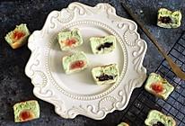 #网红美食我来做#Q弹麻薯巧克力爆浆小蛋糕的做法