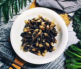 #硬核菜谱制作人#蚝油捞鸡枞菌的做法