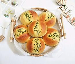 黄油蒜香面包#福气年夜菜#的做法