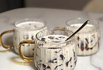 低糖又QQ的椰奶红茶吸吸冻的做法