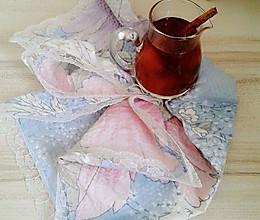 红糖玫瑰花果茶——一杯浓情蜜意#花样滋养##花样节日#的做法