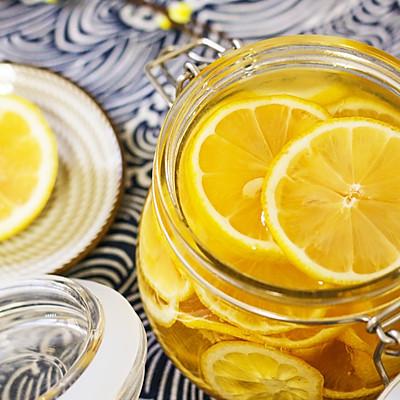 蜂蜜柠檬茶