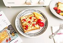 #相聚组个局#吐司片披萨的做法