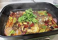 平凡的烟火气——家庭版香辣豆豉烤鱼的做法