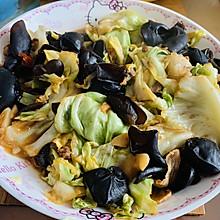 绿茶味火爆大头菜(圆白菜)