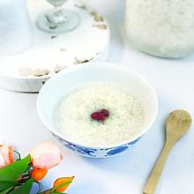 #憋在家里吃什么#米酒汤圆
