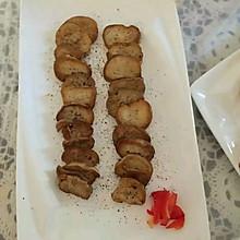 黑胡椒杏鲍菇