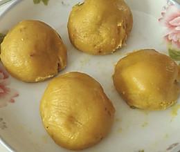 自制粘豆包的做法