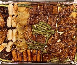 家庭烧烤-烤箱版的做法