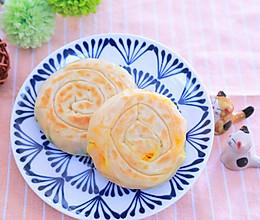 鲜香南瓜馅饼 宝宝辅食食谱的做法