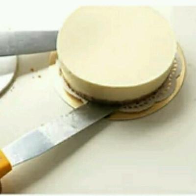 冻芝士蛋糕的做法 步骤14