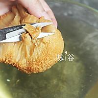 猴头菇炖鸡汤(秋冬养生)的做法图解4