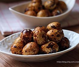 家宴冷盘~五香鹌鹑蛋~的做法