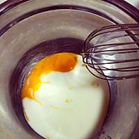 六寸酸奶蛋糕(空气炸锅版)的做法图解5