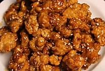 黄油蜂蜜炸鸡块的做法