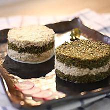 迷迭香:香椿拌豆腐