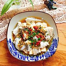 #我要上首焦#超级美味的豆腐与豆腐鱼