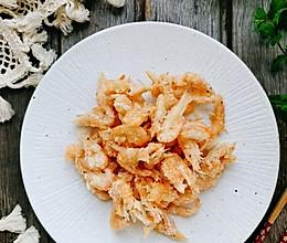 酥炸小河虾的做法