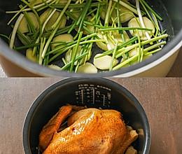 电饭煲焖鸡的做法