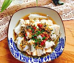 #我要上首焦#超级美味的豆腐与豆腐鱼的做法