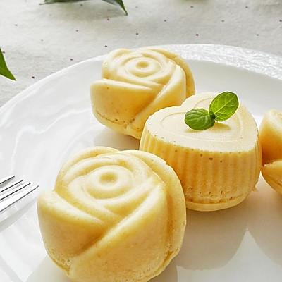 花型蒸蛋糕