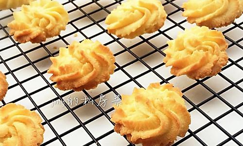 曲奇饼干~~酥的掉渣的做法